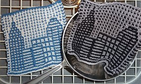Cloth That  Never Sleeps pattern #430 by Lanaknits