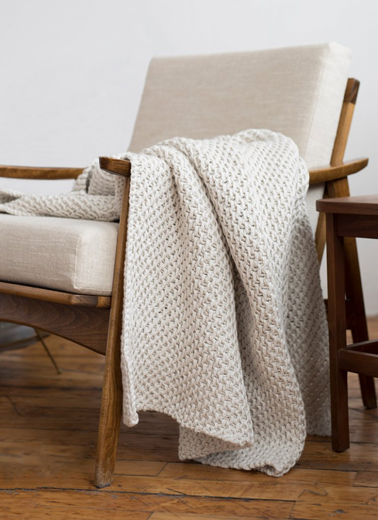 Organic Cotton Worsted patterns by Blue Sky Fibers