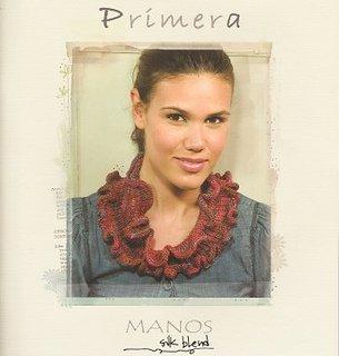 Primera design book from Manos del Uruguay