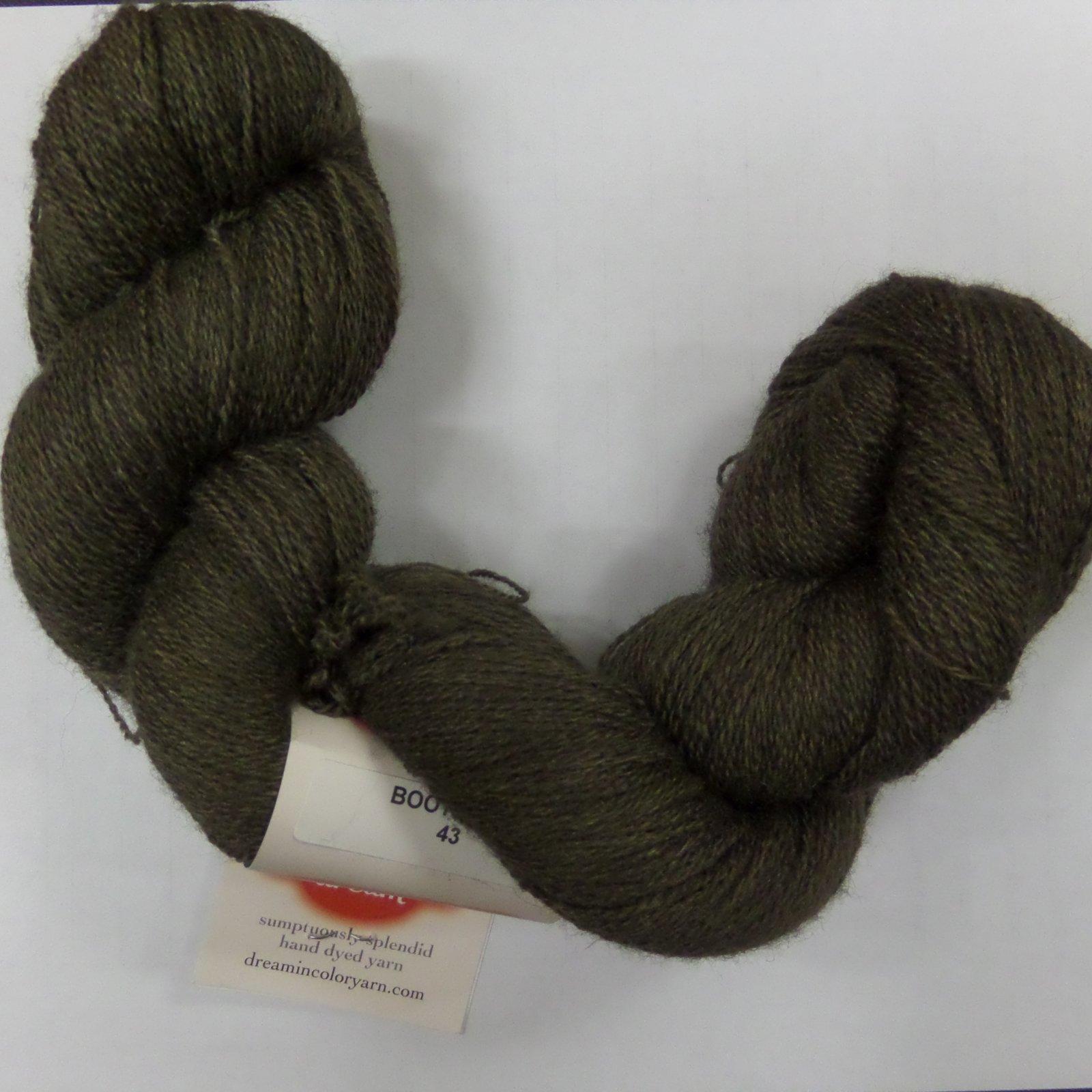 Wisp yarn from Dream in Color