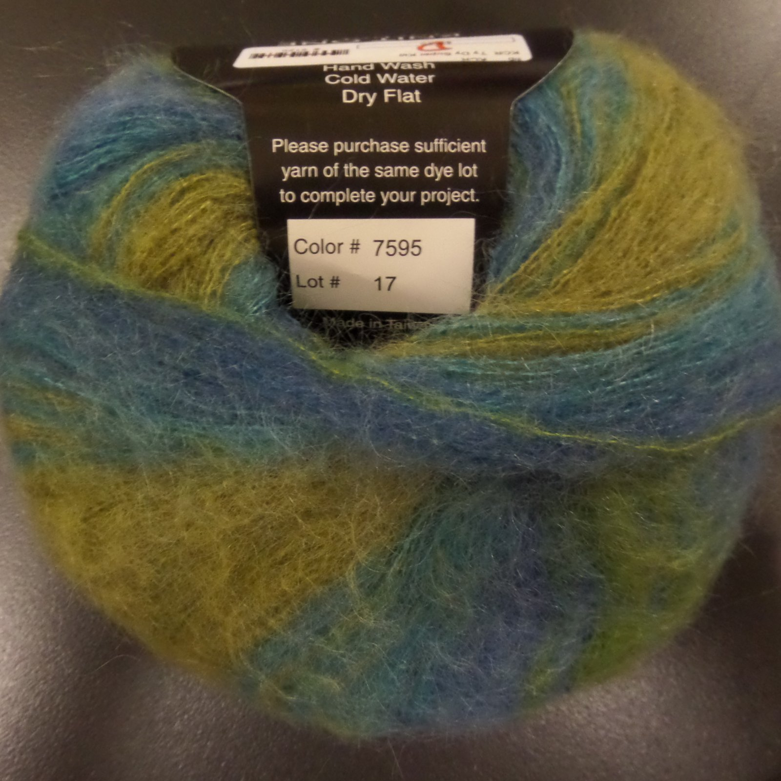 Ty-Dy Superkid yarn by Knit One Crochet Too