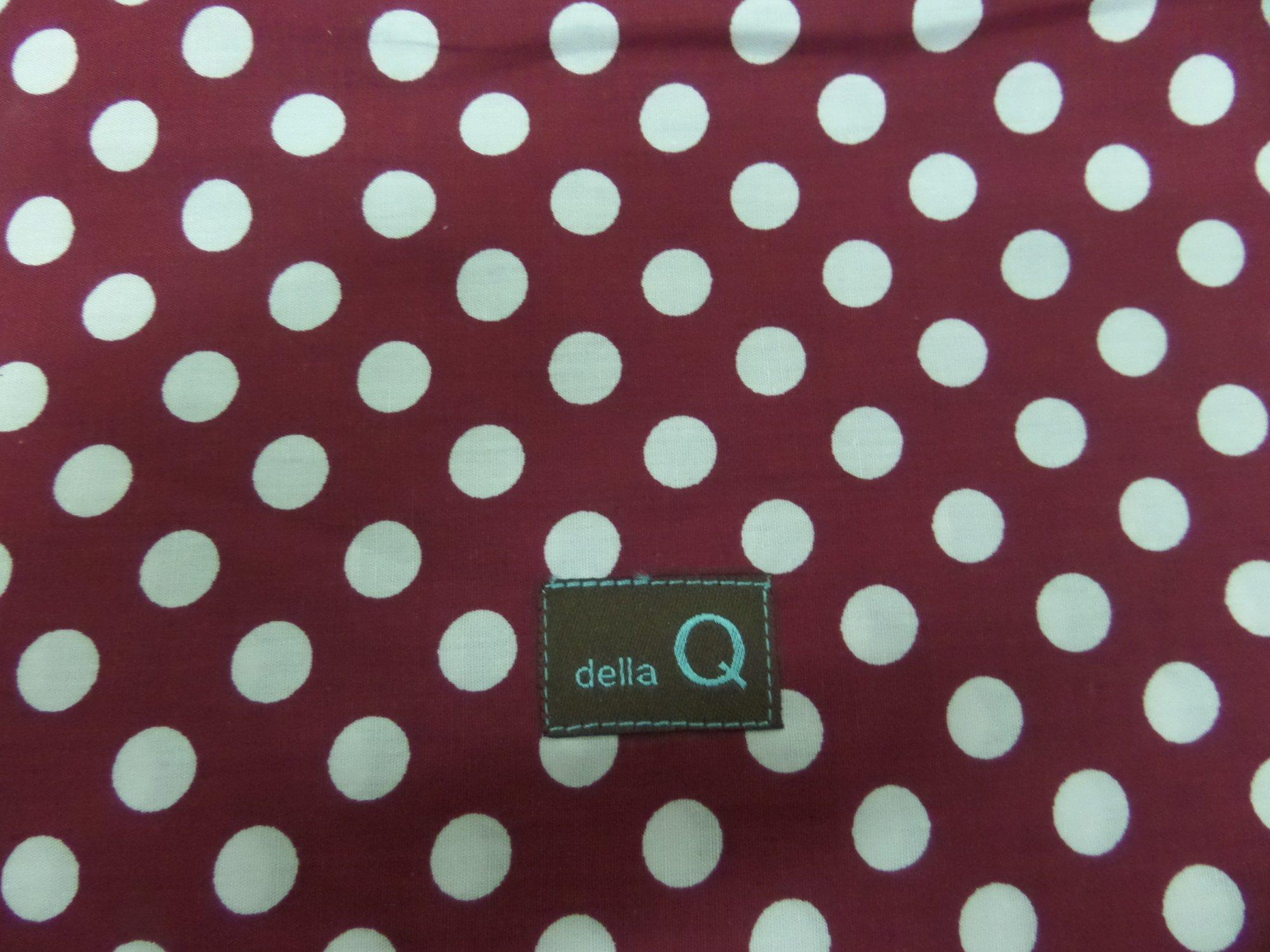 Eden Cotton Pouch-Small  by della Q