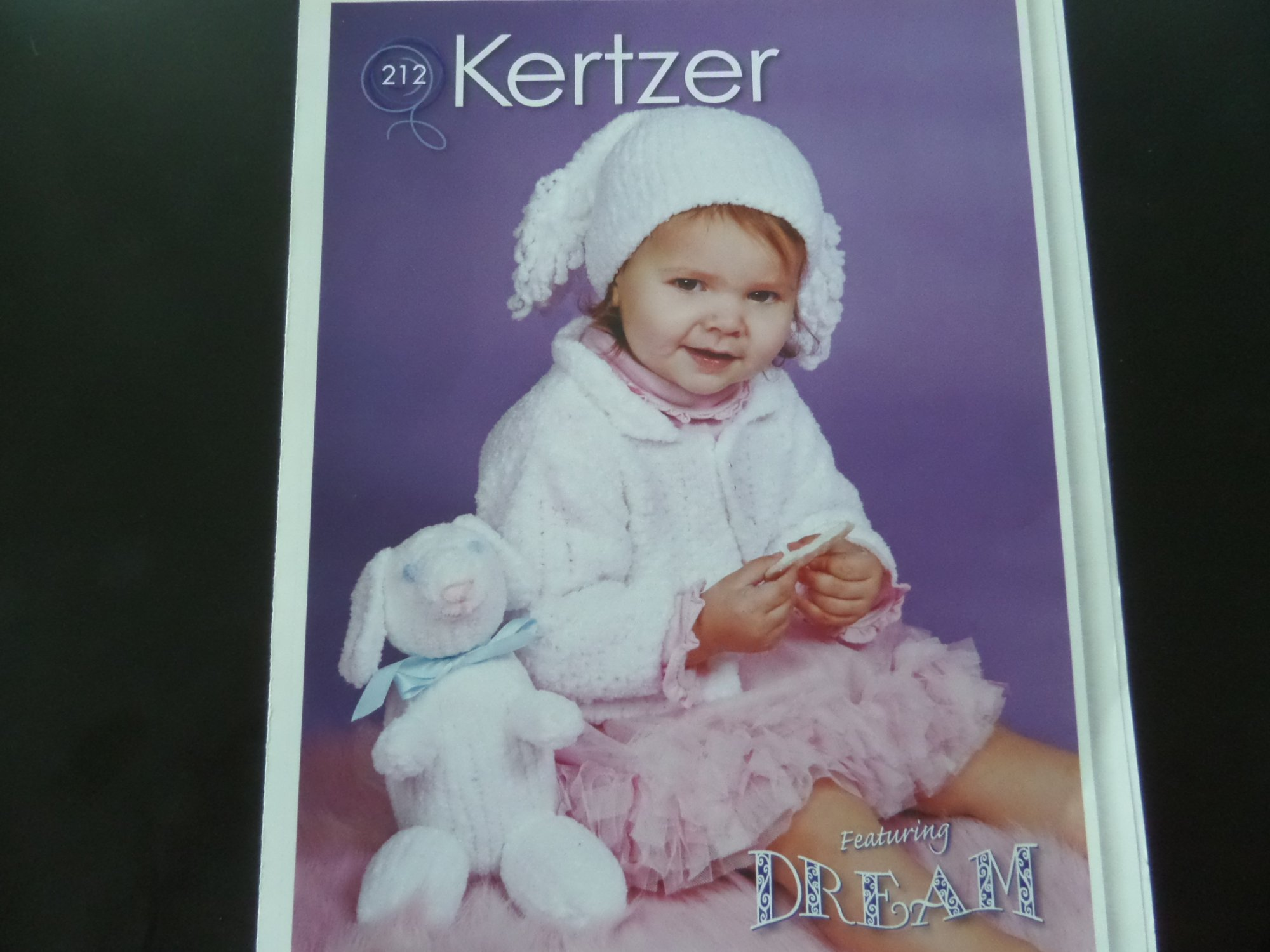Dream pattern leaflet #212 from Kertzer