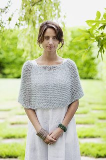Shoulder Cozy pattern from Churchmouse