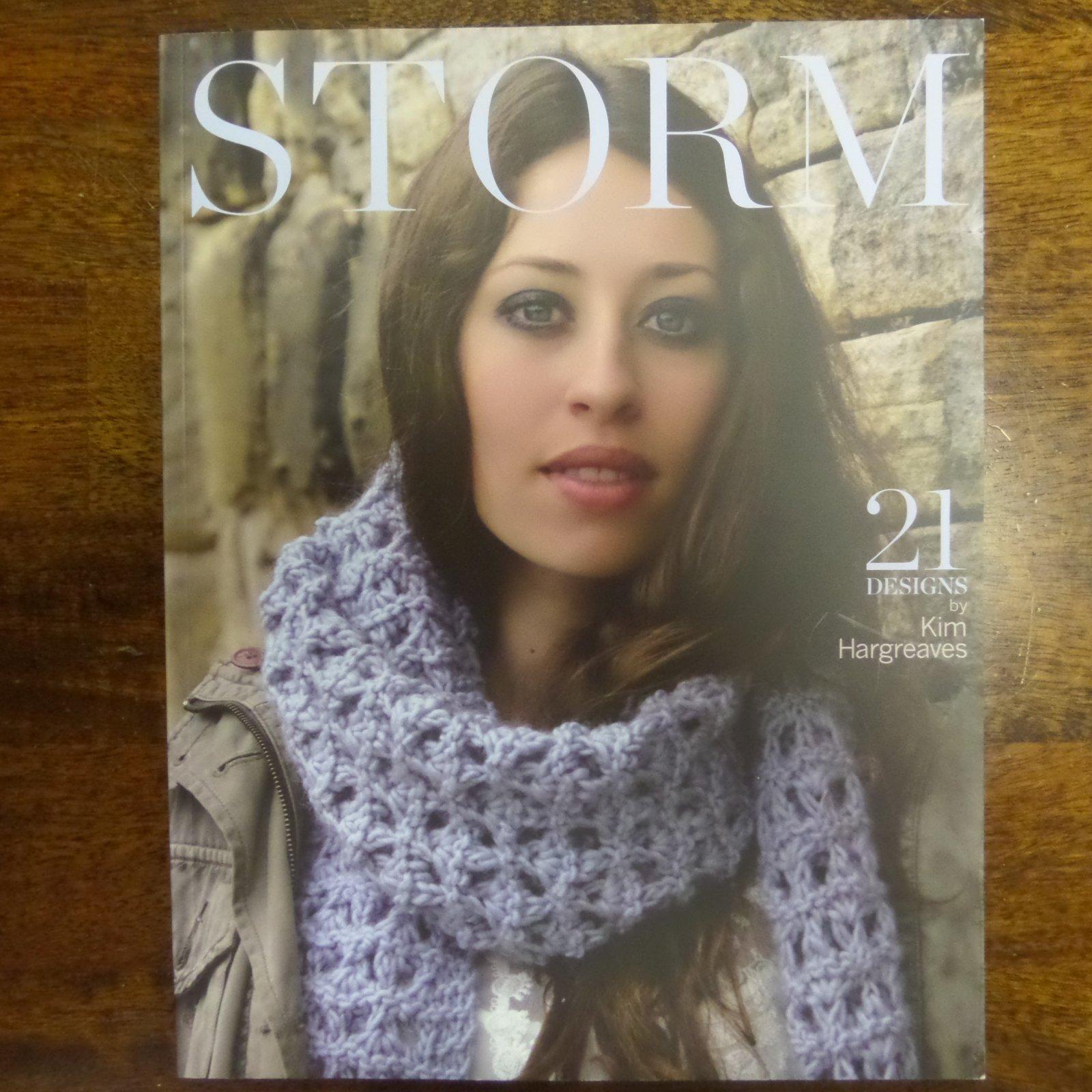 Rowan Kim Hargreaves Storm design book