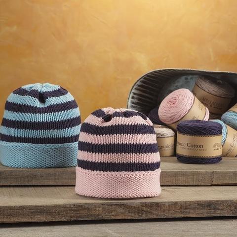 Tally Ho Baby Cap kit by Appalachian Baby Design