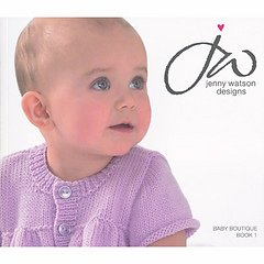 Baby Boutique Book 1 from Jenny Watson Designs