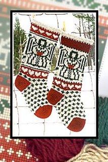 Christmas Stocking - Angel