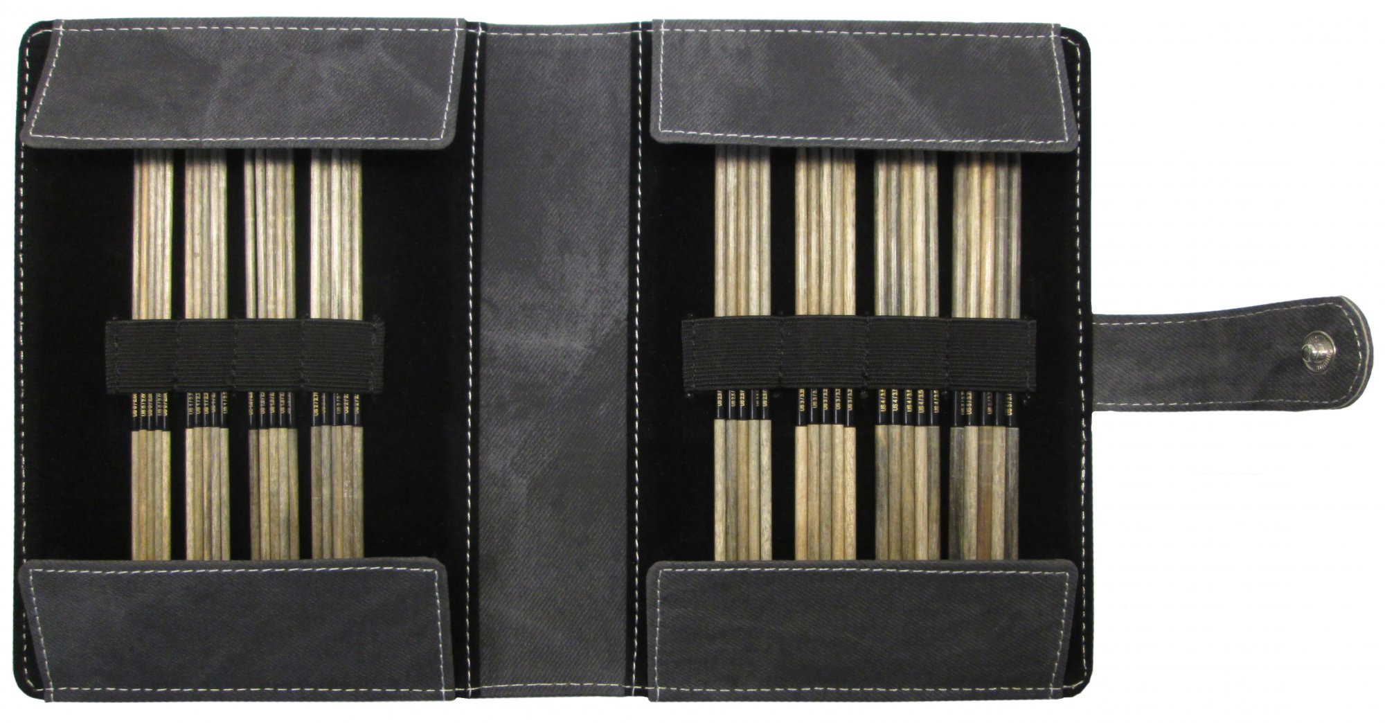 Lykke Needle Driftwood 6 DPN Small Set