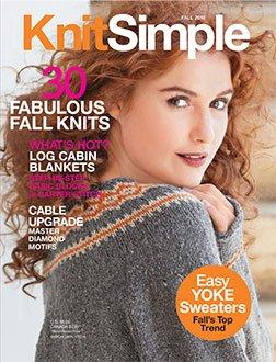 KnitSimple Magazine by SoHo Publishing
