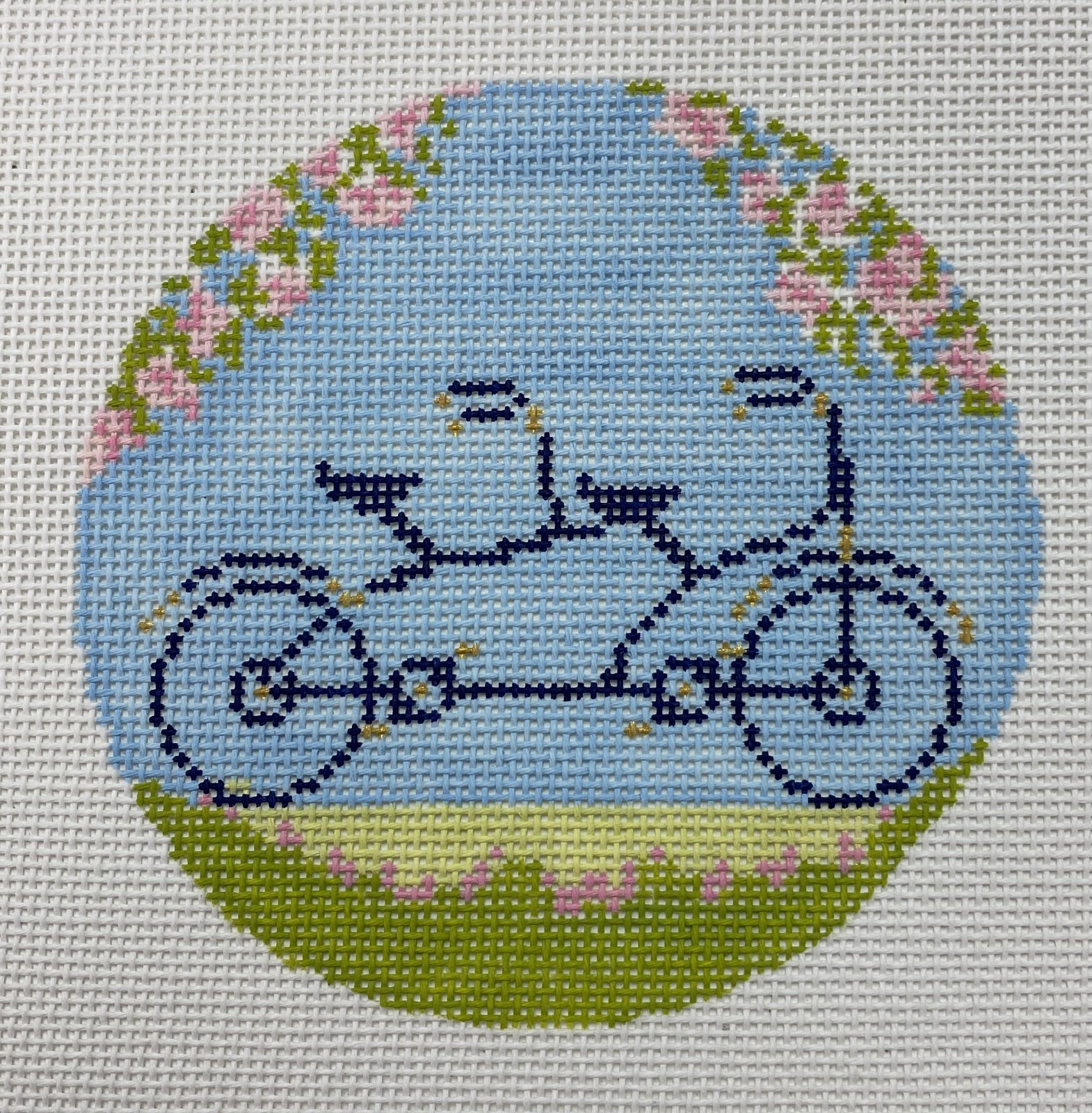 Bicycle Built for Two,18 ct.,4