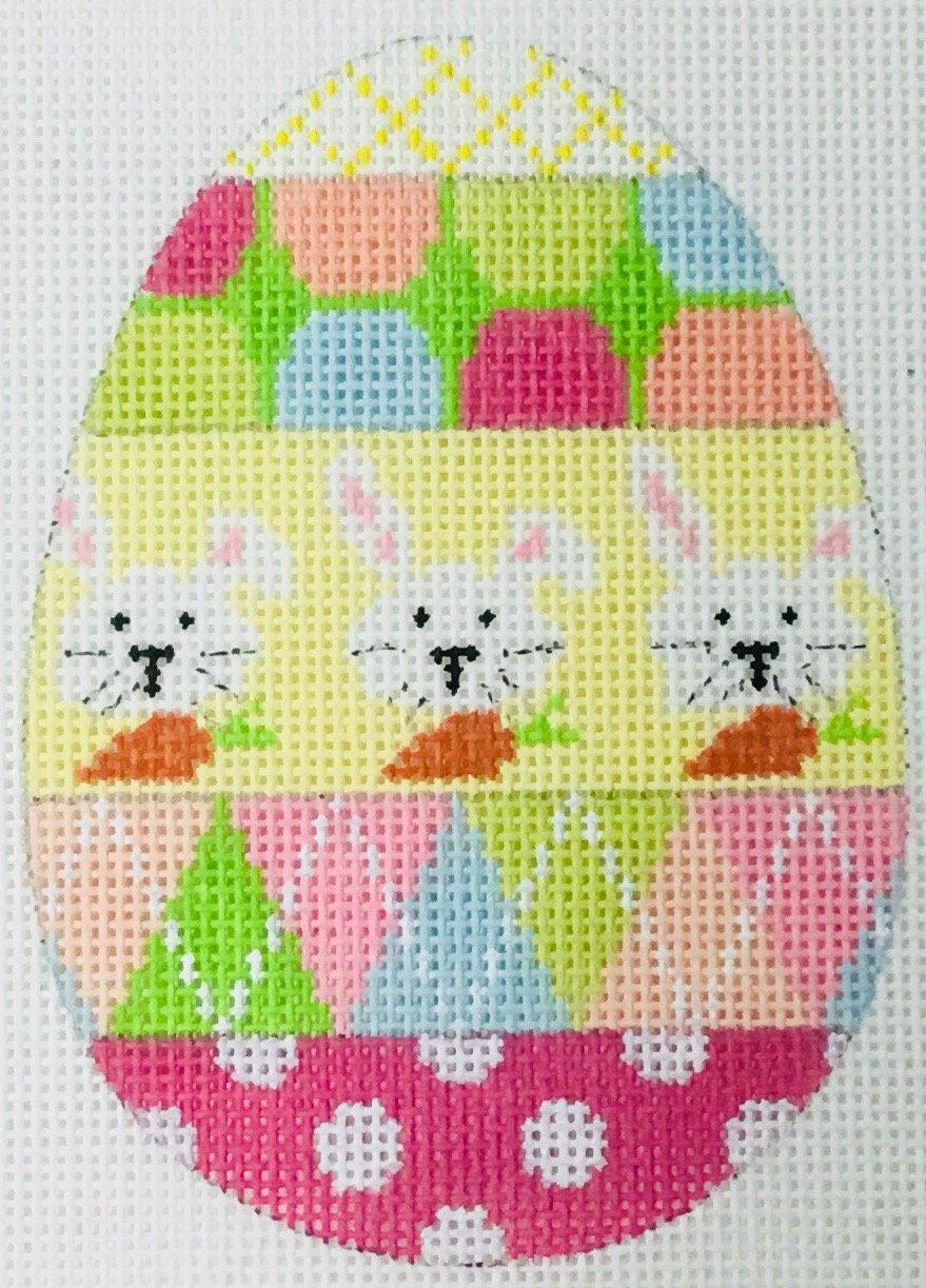 Bunny Egg, 18M, 3x4