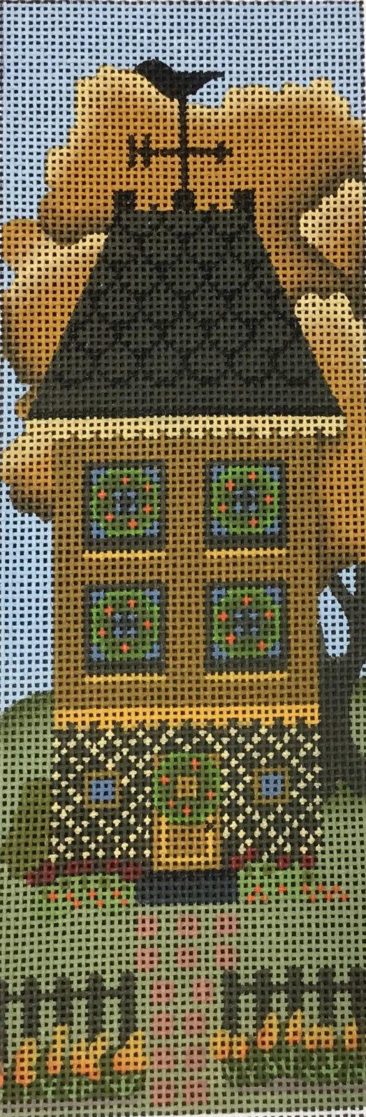 Ochre Autumn House, 18M, 8.25x2.25