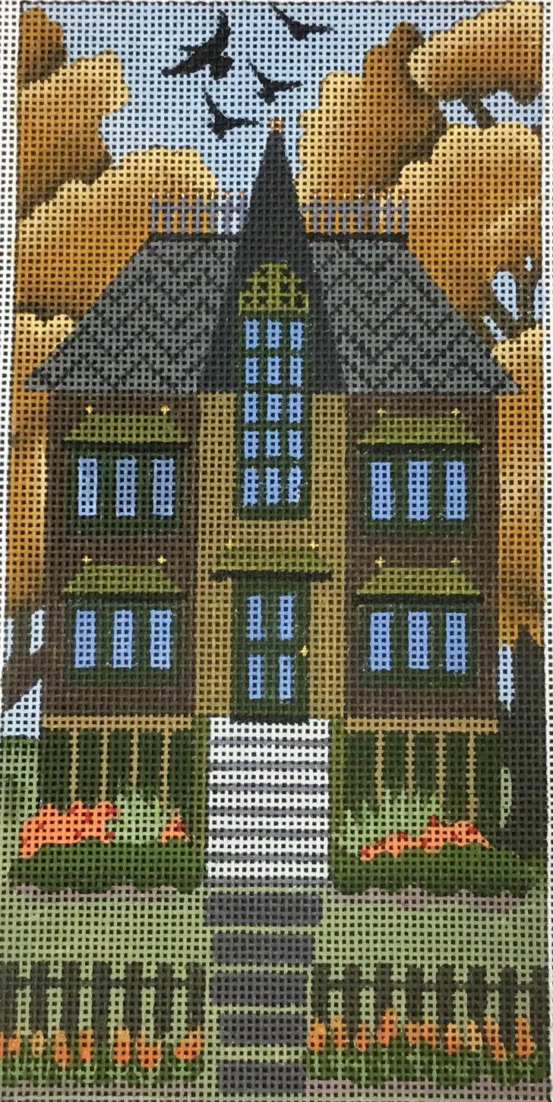 Olive Autumn House, 18M, 4x8.25
