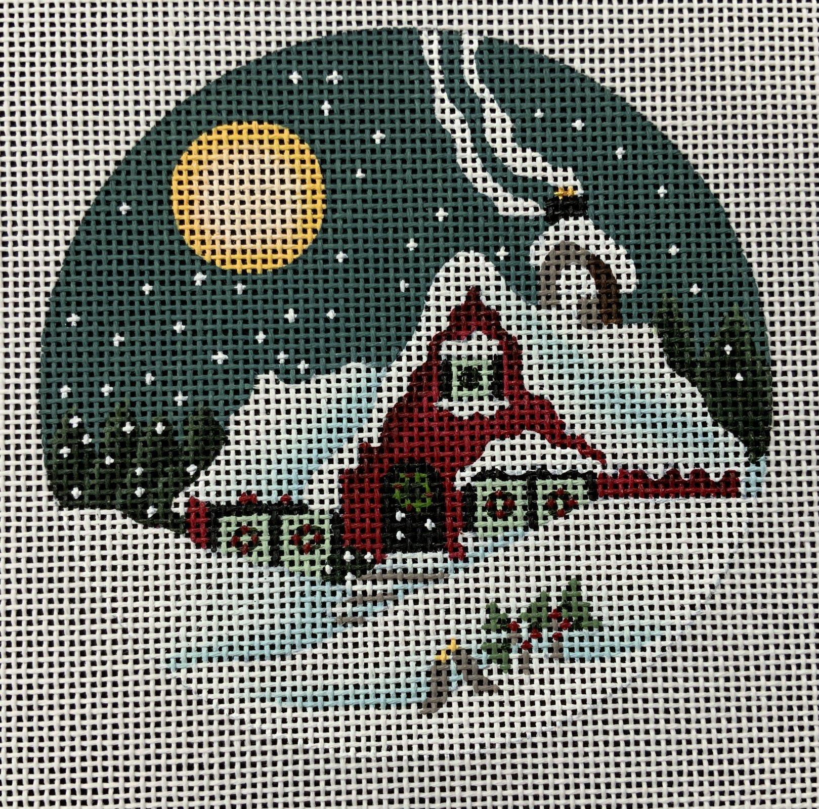 Cottage Moon,18 ct.,3