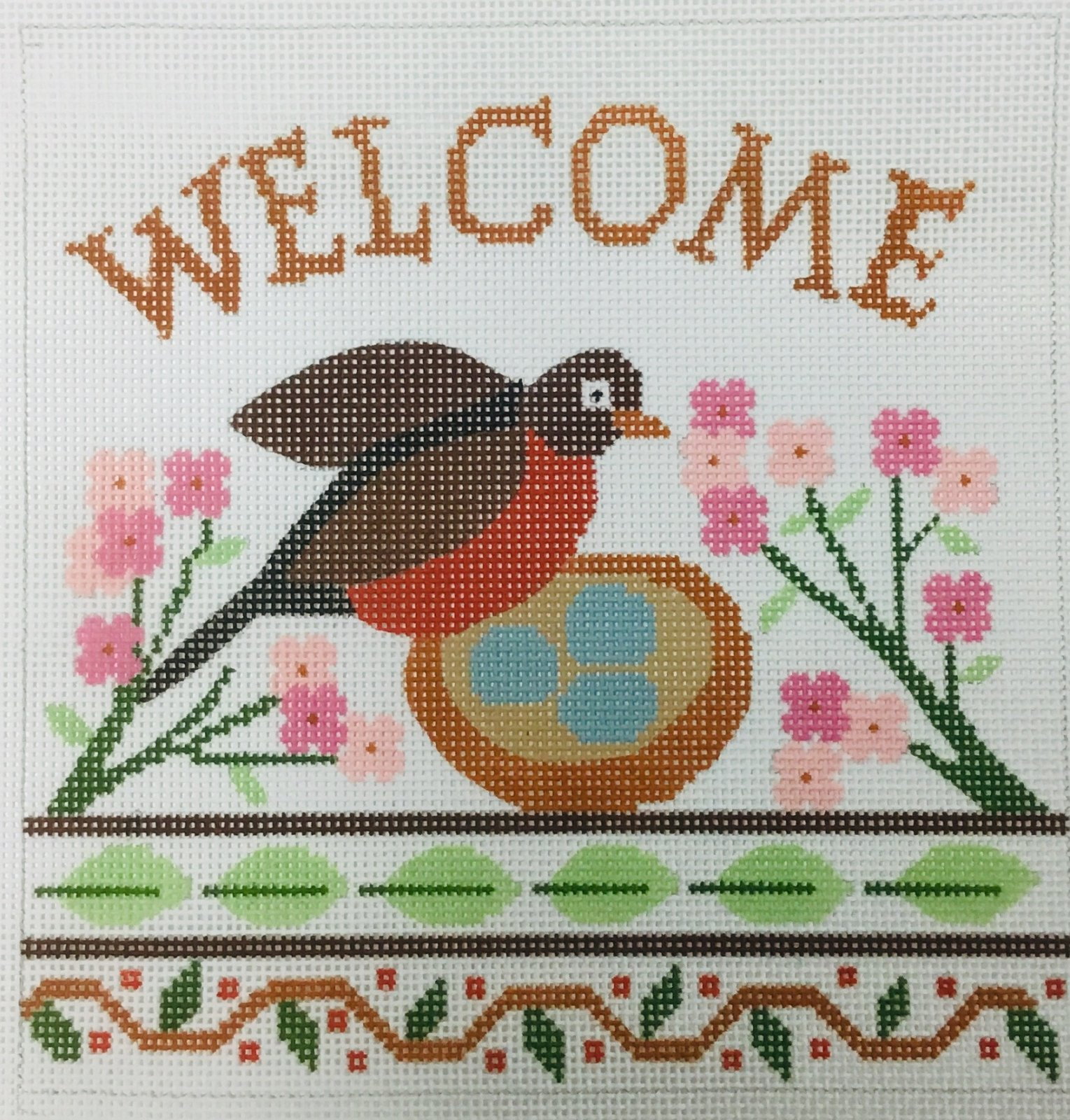 Welcome w/ Robin, 8x8, 13M