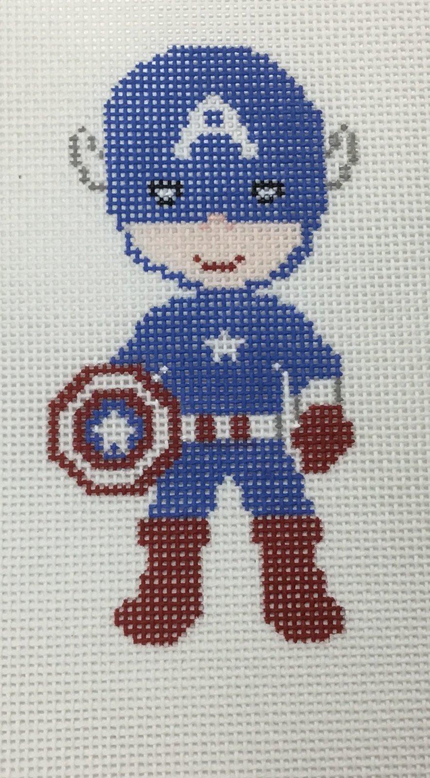 Captain America,18M, 2x4