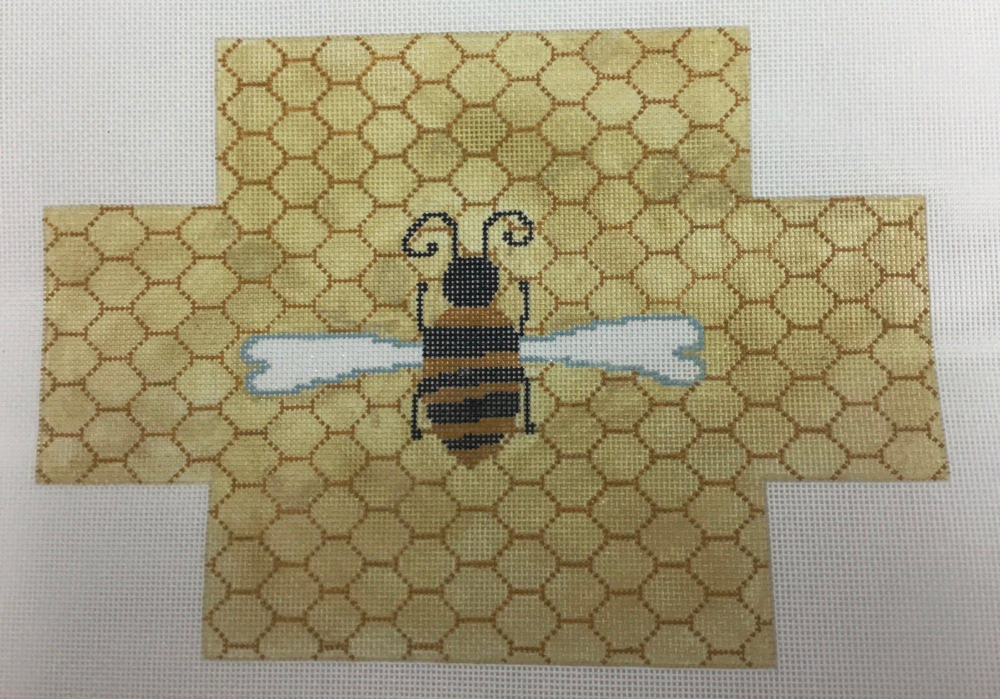 Bee Brick Cover, 13M, 13x9