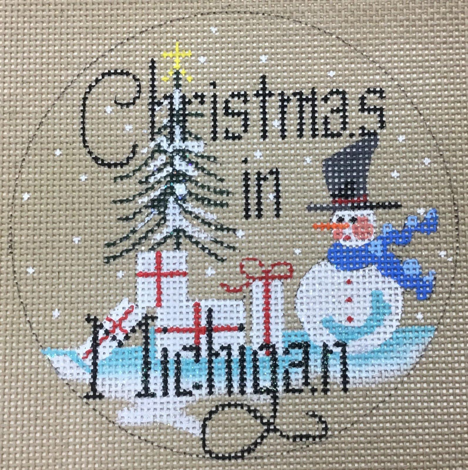 Christmas in Michigan,18M, 4