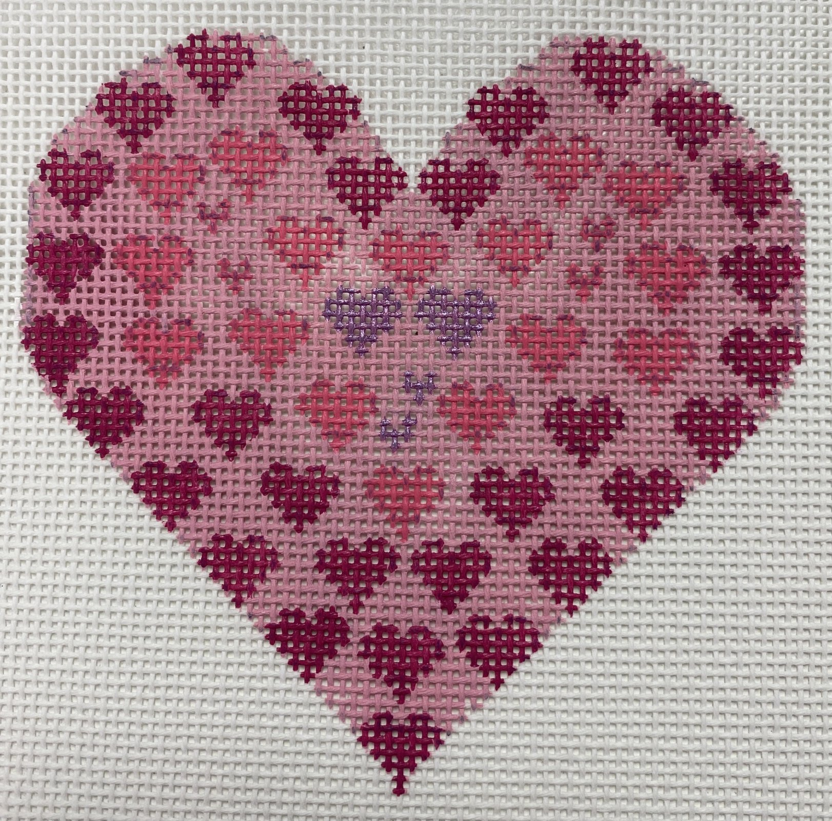 Small Hearts,18 ct.,3.5