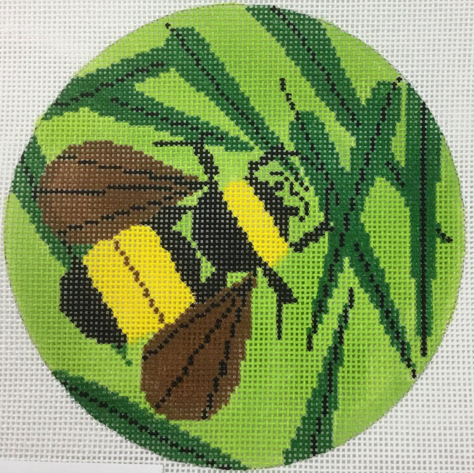 Bee Green Bkgrnd, 18M, 5