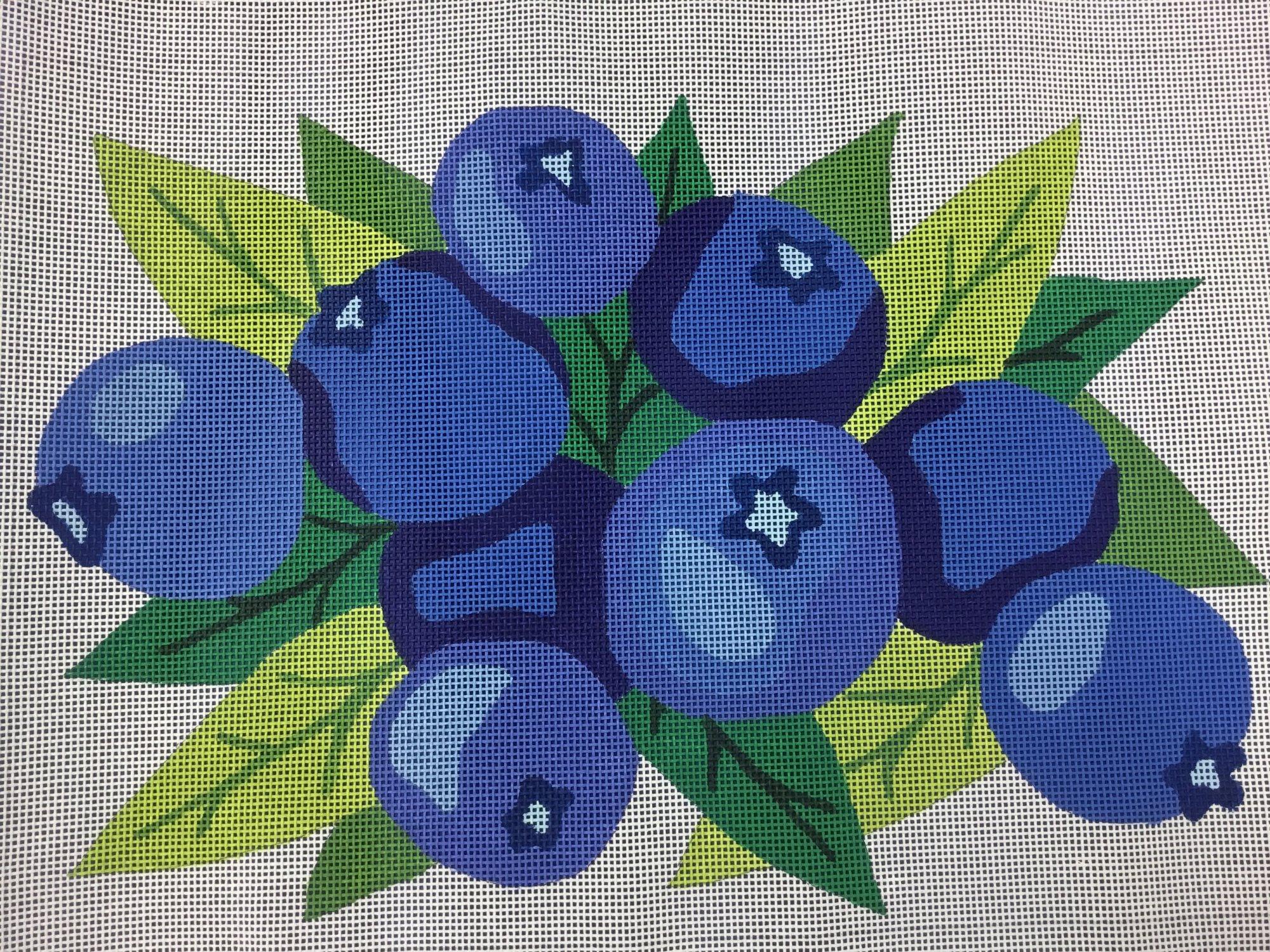 Blueberries,13 ct.,12x17 1/2