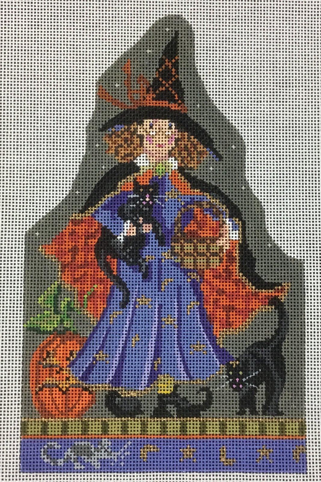 Katt Z. Witch,18 ct.4 3/4x7 3/4