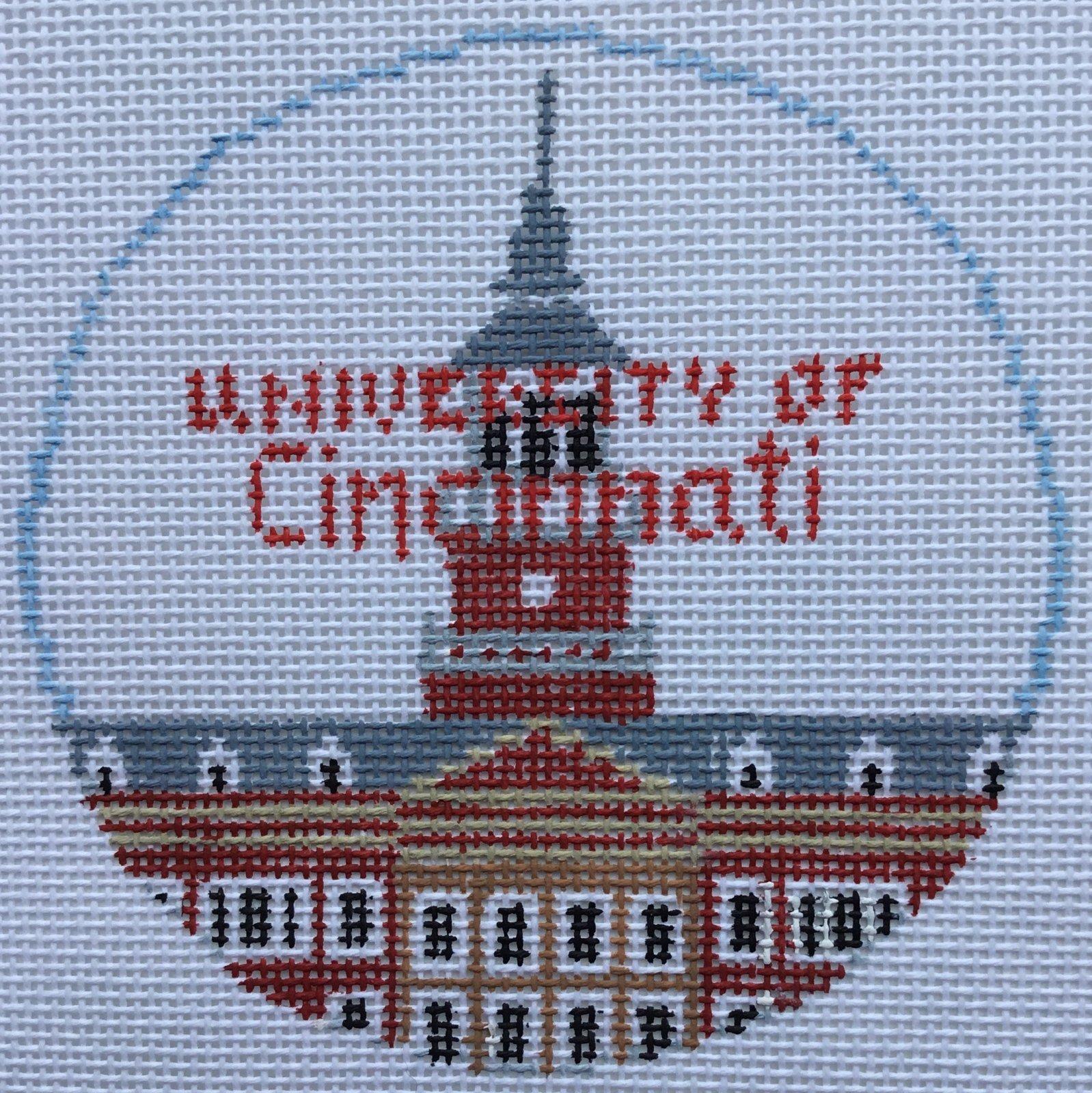 University Of Cincinnati 18 Ct 4