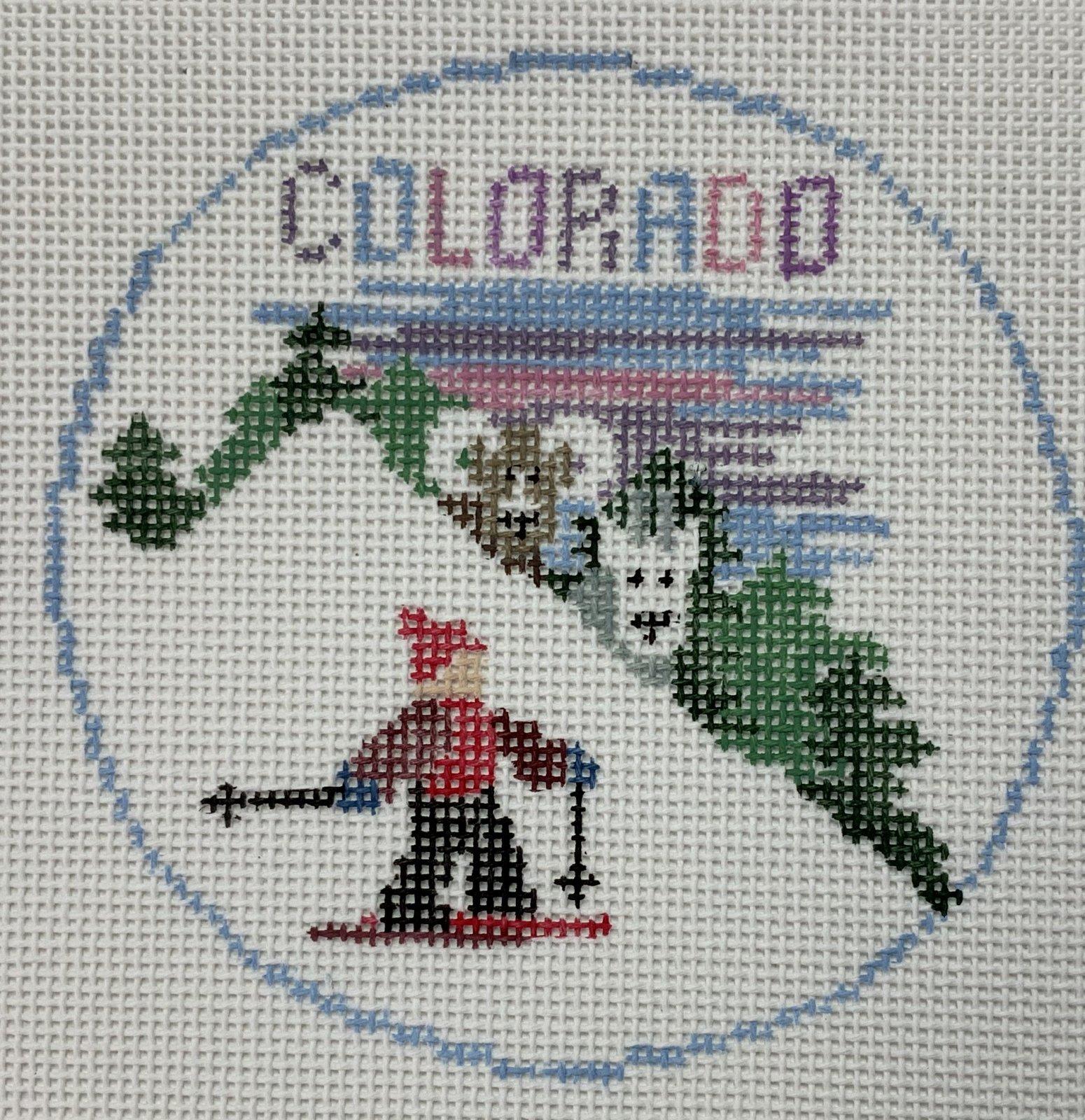 Colorado Round,18 ct.,4