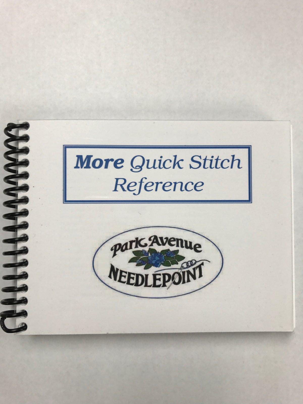 More Quick Stitch