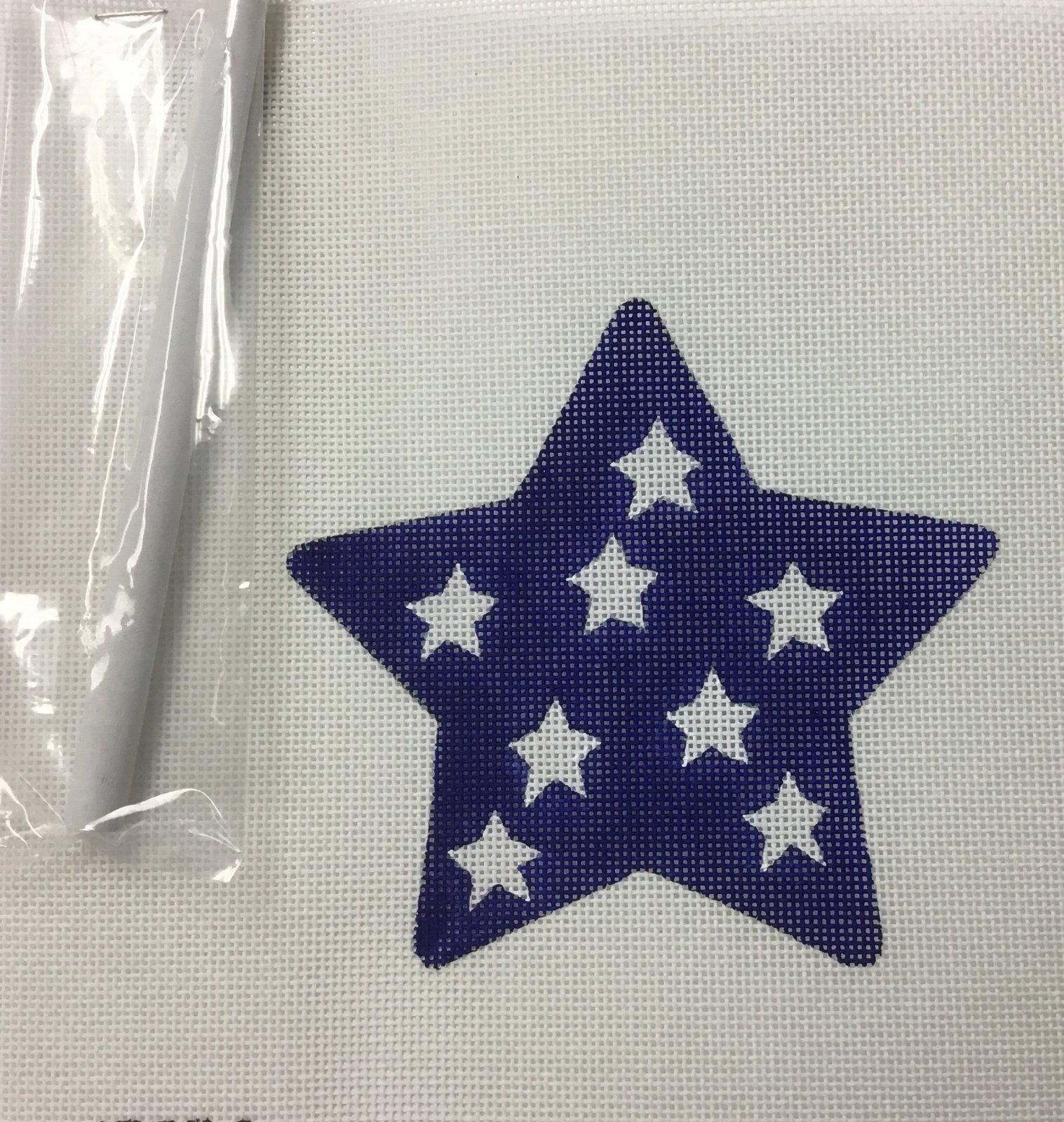 Stars Lollipop,18 ct., 4 1/2x5