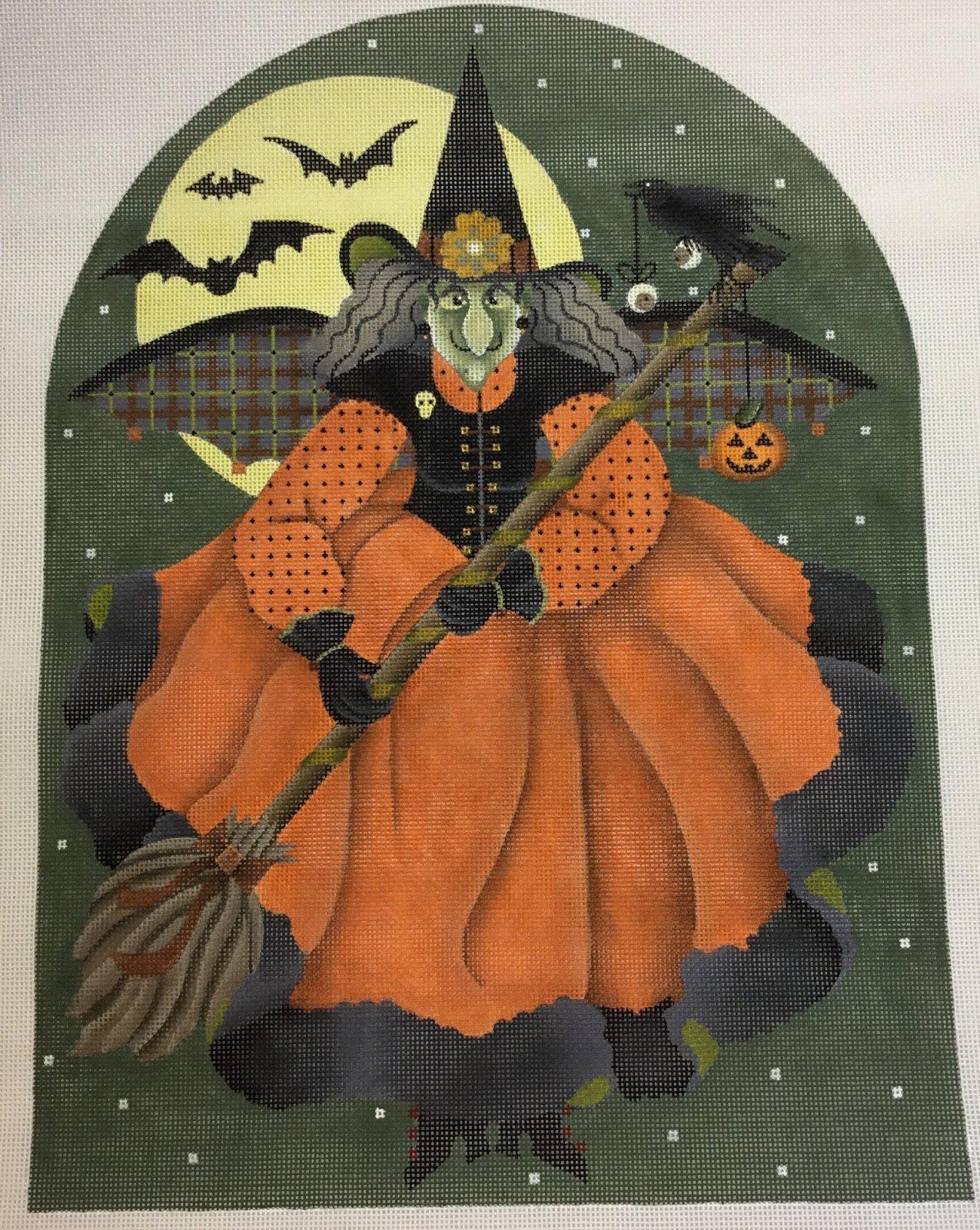 Hagetha the Witch,18ct.,11x15