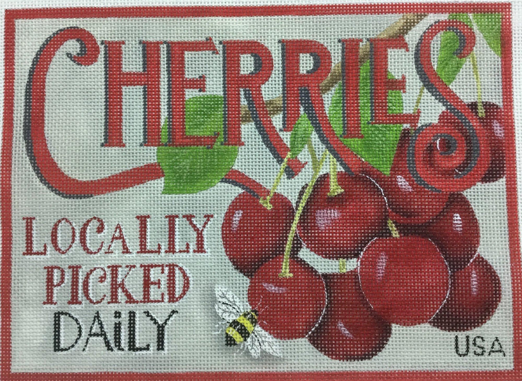 Cherries,13 ct.,8x11
