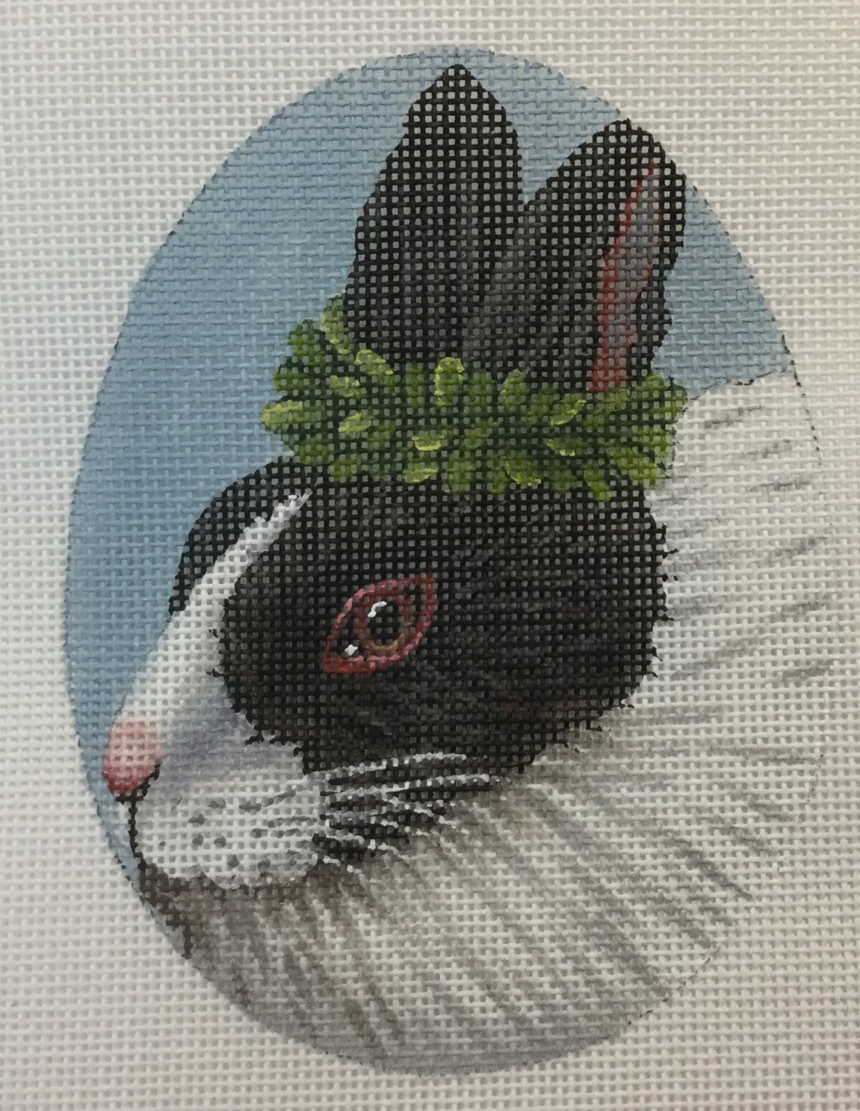 Bess the Bun,18ct.,5x5