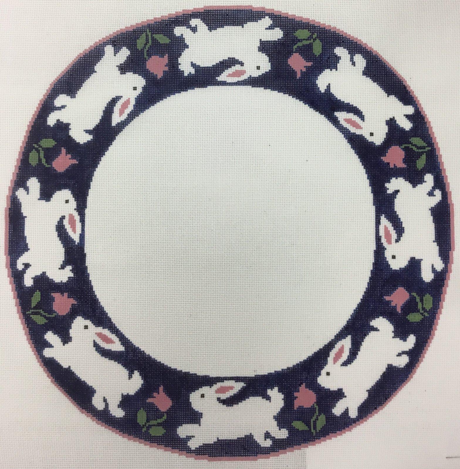 Bunny Go Round, 18M, 14x14