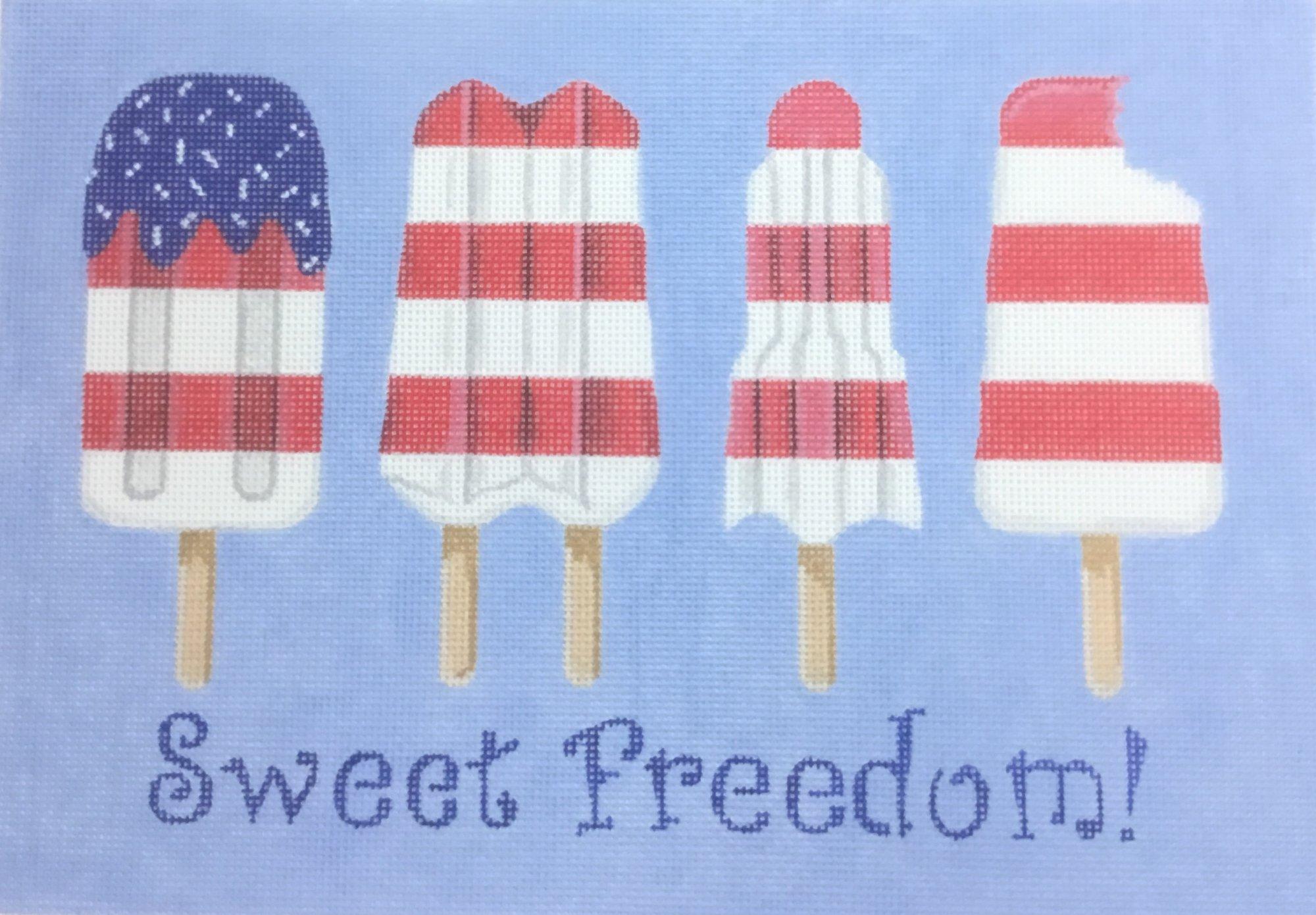 Sweet Freedom,18 ct.,7 1/2x10 1/2