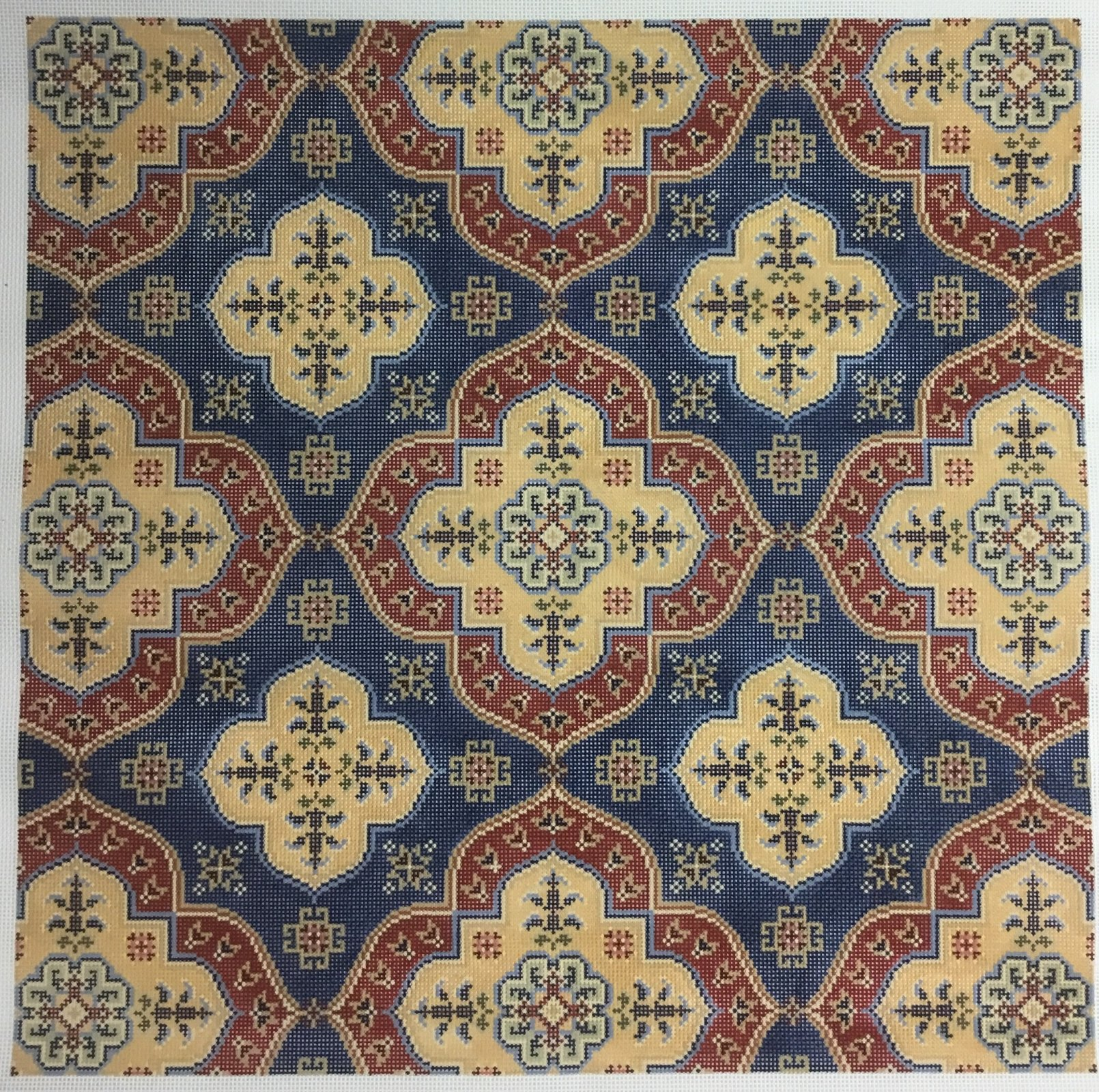 Bergama Upholstery, 13M, 19.75x19.5