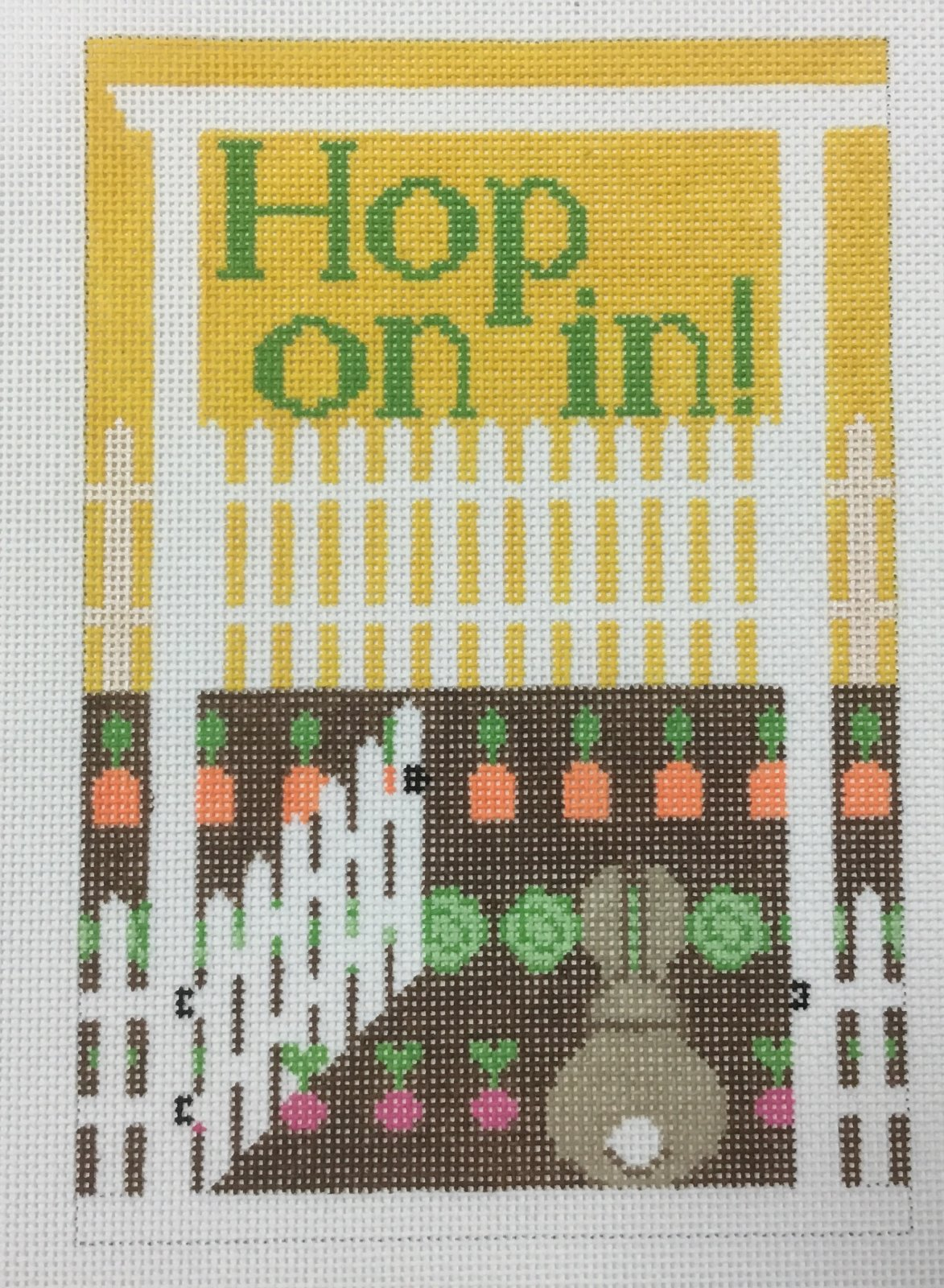 Hop on In,18ct.,5x7