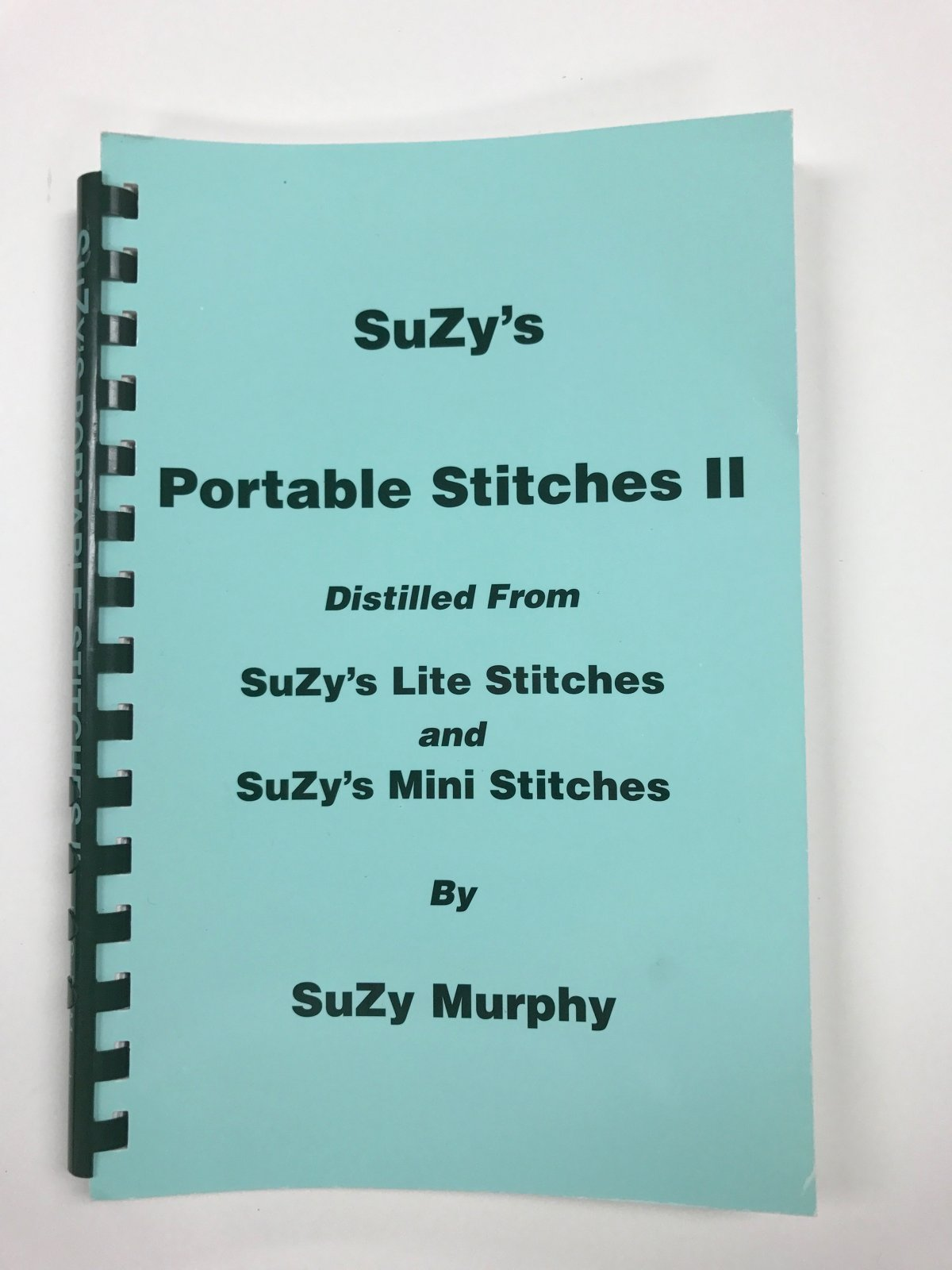 Suzy's Portable Stitches Vol II