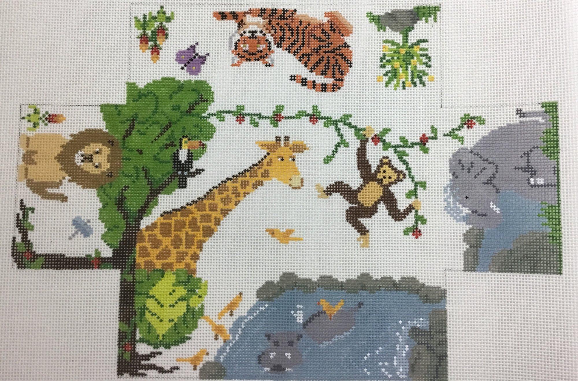 Children's Animals,13 ct. 10x14