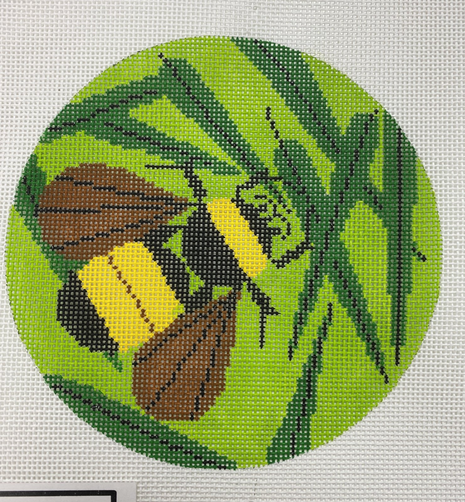 Bee Ornament,18 ct.,5