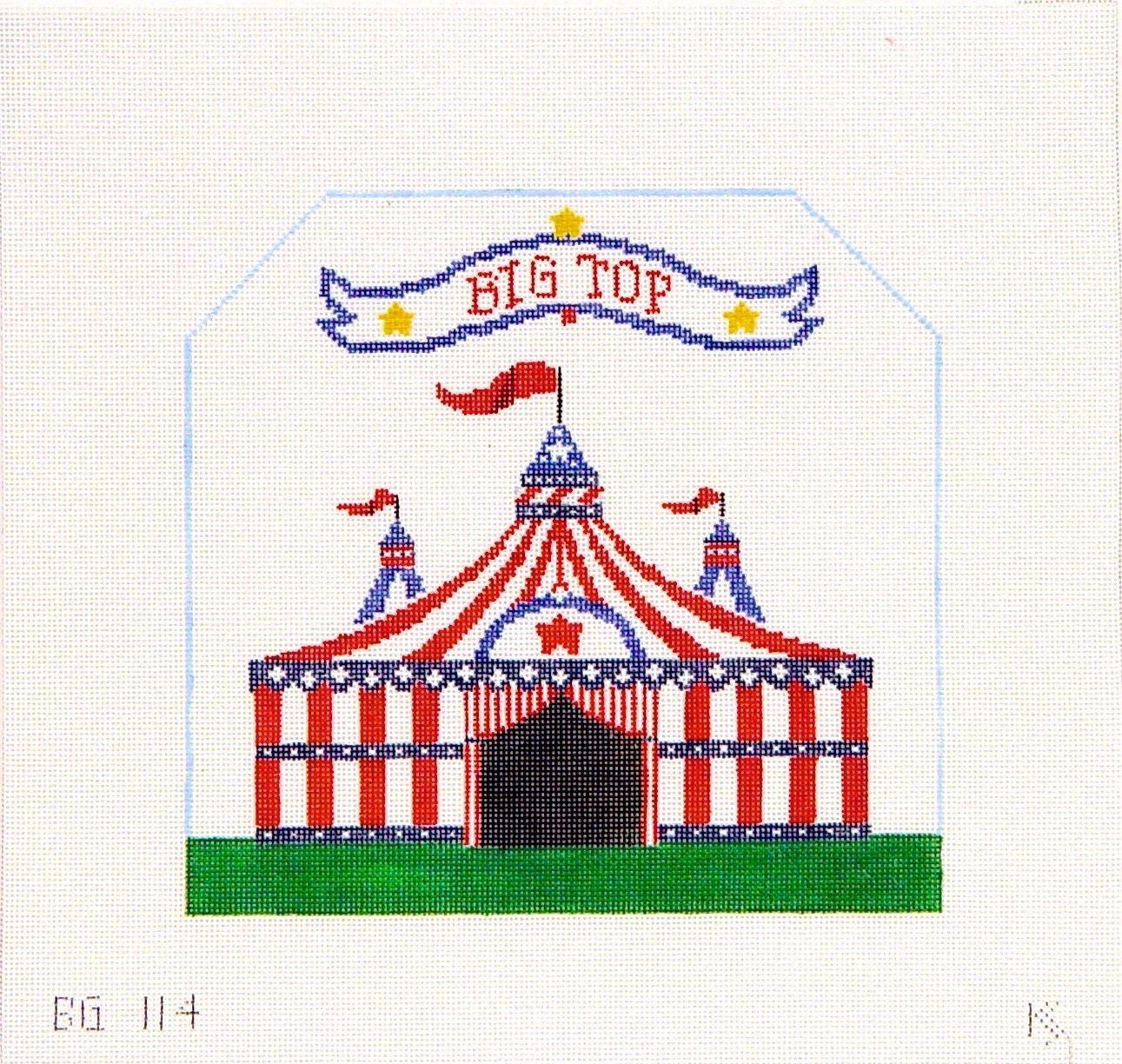 BG114 Big Top Circus