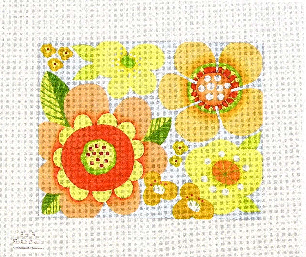 1736B Spring Floral