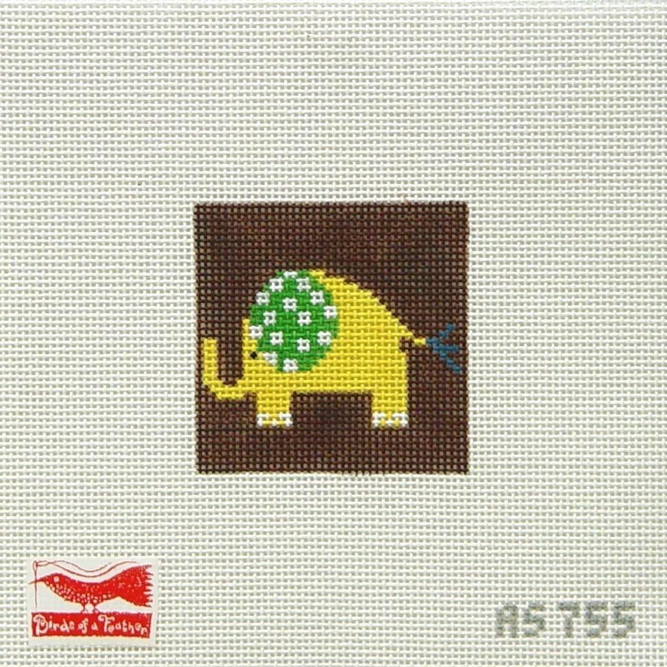 AS755 Yellow Elephant