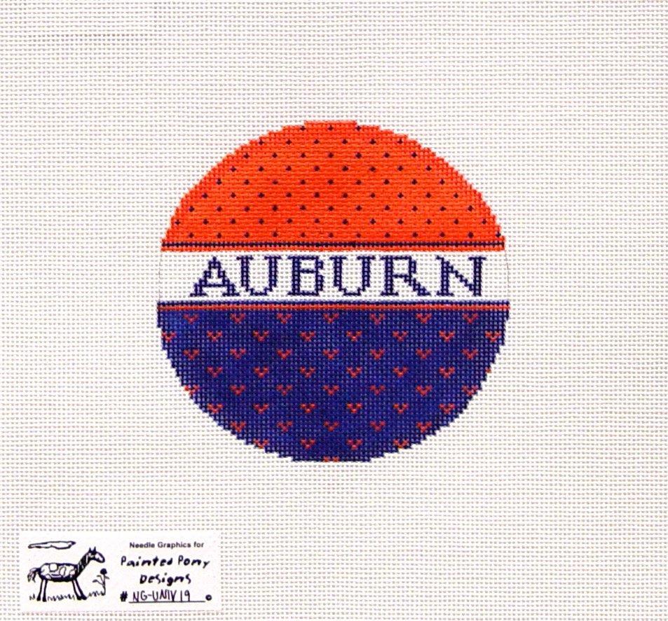 UNIV19 Auburn College Ornament