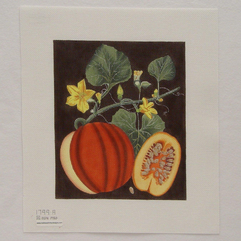 1799 Vintage Pumpkin Cut