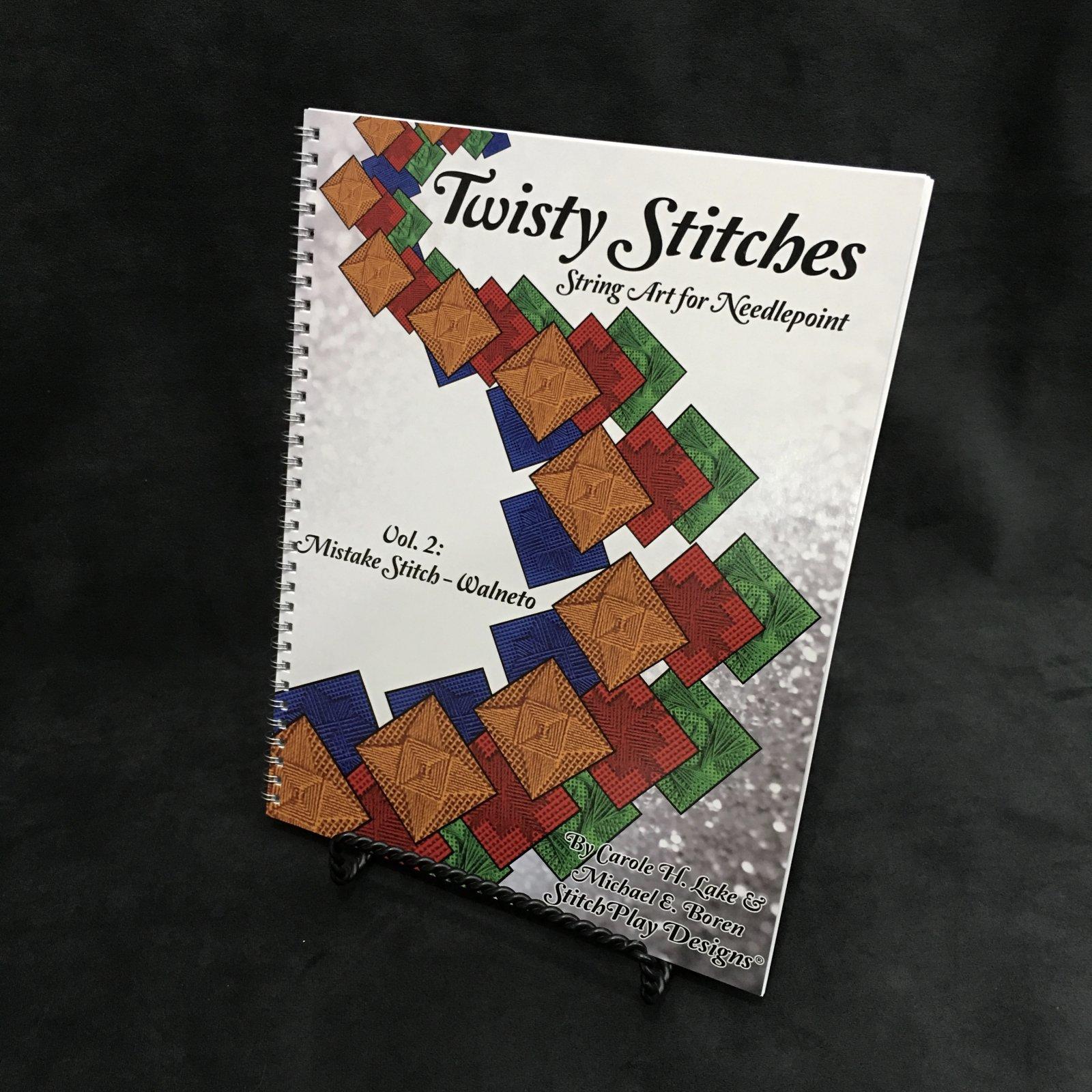 Twisty Stitches Book, Vol 2