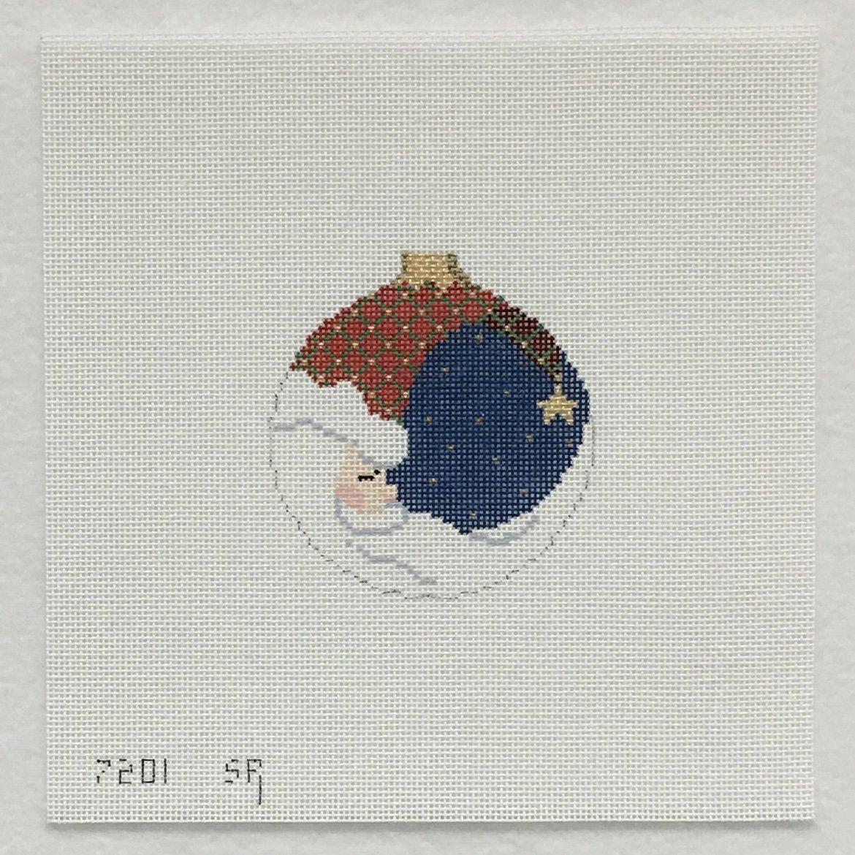 7201 Moon Santa