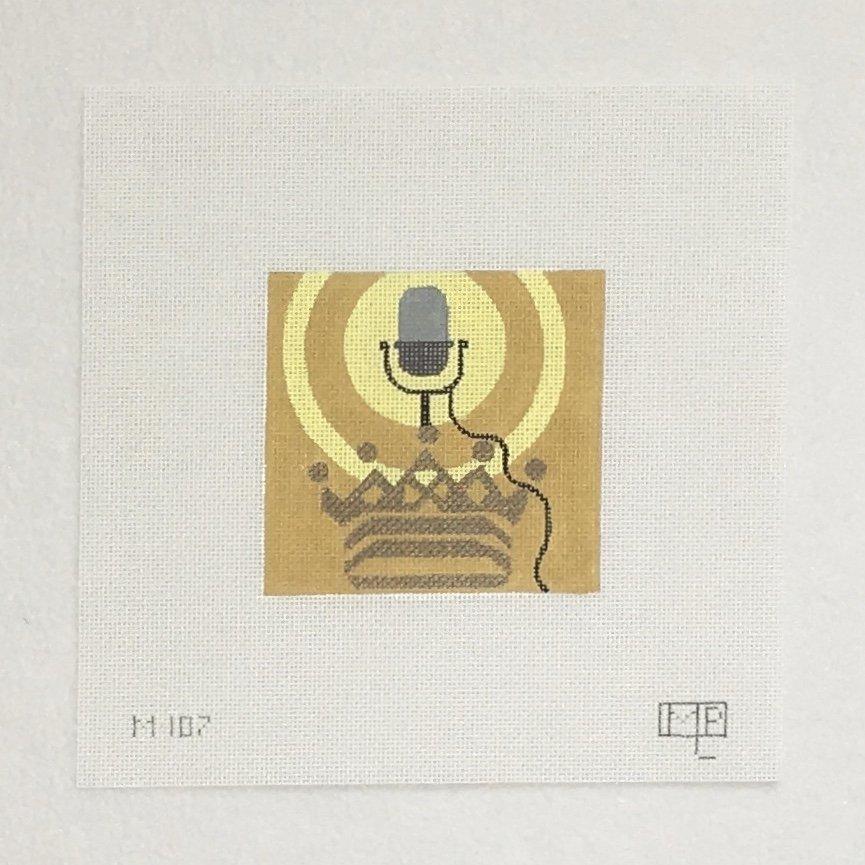 M107 Kings Speech Movie Coaster