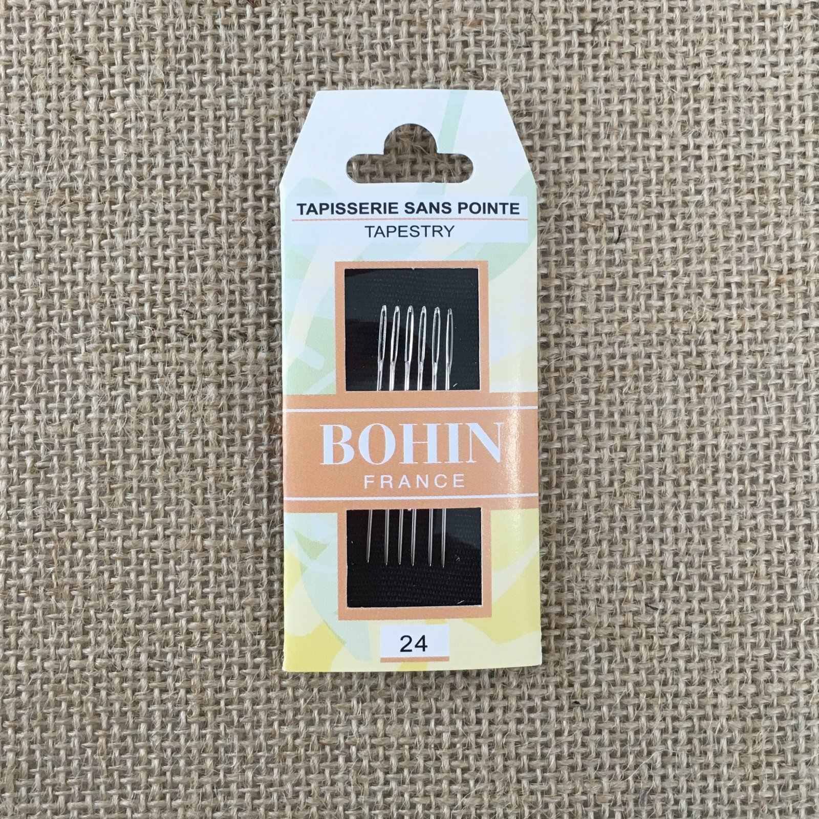 #24 Bohin Tapestry Needle Package